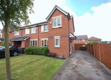 Thumbnail 3 bed semi-detached house to rent in Moorhead Gardens, Warton, Preston
