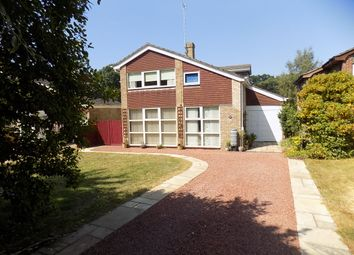 Thumbnail 4 bed detached house for sale in Curlew Drive, Hythe