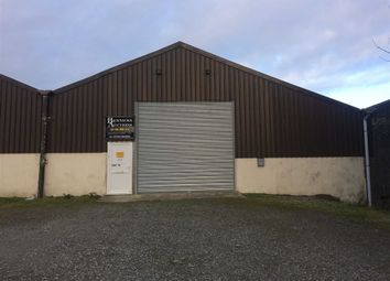 Thumbnail Light industrial to let in Unit 10, Goonhoskyn Farm, Summercourt