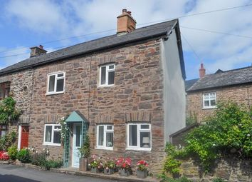Thumbnail 2 bed cottage for sale in Chapel Street, Dulverton