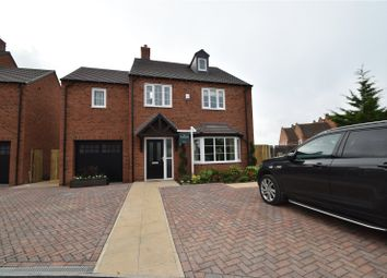 Thumbnail 5 bed detached house for sale in The Wentworth, The Green, Bransford, Worcester, Worcestershire