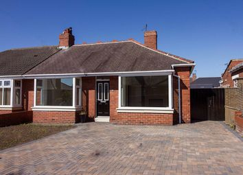 Thumbnail 2 bed bungalow for sale in Robinson Gardens, Wallsend