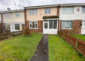 Thumbnail 3 bed terraced house to rent in Wordsworth Crescent, Blacon, Chester