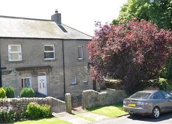 Thumbnail 3 bed semi-detached house for sale in Glenburn, Westwood, Bardon Mill, Northumberland.
