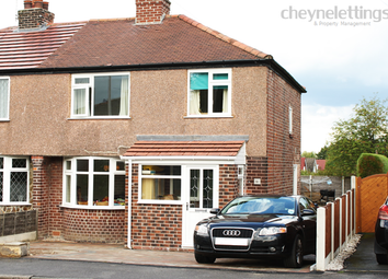 Thumbnail 3 bed semi-detached house to rent in Russell Avenue, High Lane