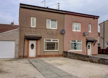 Thumbnail 3 bed semi-detached house for sale in Crichton Road, Sanquhar