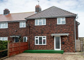 Thumbnail 4 bed semi-detached house for sale in Hornsea Road, Skipsea, Driffield