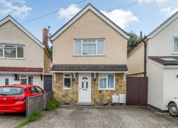 Thumbnail 3 bed detached house for sale in Astor Close, Addlestone