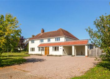 Thumbnail 5 bed detached house for sale in Atch Lench Road, Church Lench, Evesham, Worcestershire
