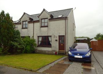 Thumbnail 2 bed semi-detached house for sale in Cameronian Place, Springholm, Dumfriesshire.