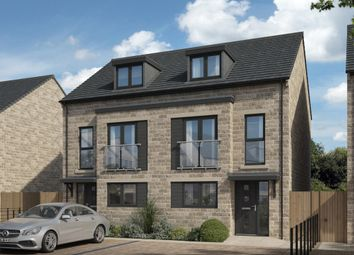 Thumbnail 3 bed semi-detached house for sale in Swanside, Dock Lane, Shipley