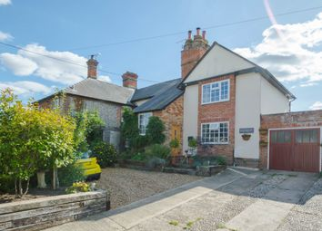 Thumbnail 3 bed semi-detached house for sale in The Street, Sturmer, Haverhill
