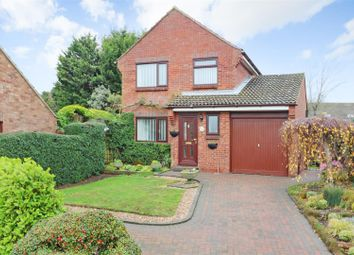 Thumbnail 4 bed detached house for sale in Green Acres, Eythorne, Dover