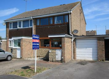 Thumbnail 3 bed semi-detached house for sale in Barra Close, Highworth