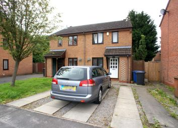Thumbnail 3 bed property to rent in Lathbury Close, Oakwood, Derby
