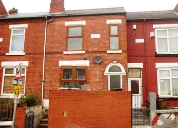 Thumbnail 3 bed terraced house for sale in St. Chads Road, New Normanton, Derby
