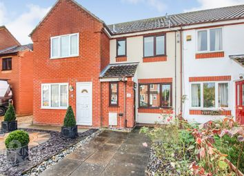 Thumbnail 2 bed terraced house for sale in Wild Flower Way, Ditchingham, Bungay