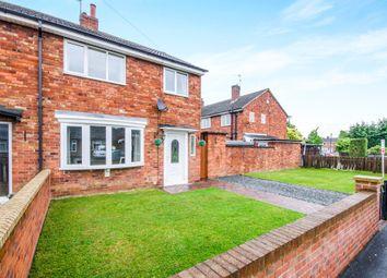 Thumbnail 3 bedroom end terrace house for sale in St Edwins Drive, Dunscroft, Doncaster