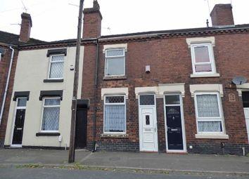 Thumbnail 2 bed terraced house for sale in Portland Street, Hanley, Stoke-On-Trent
