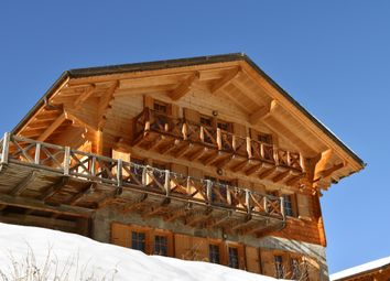 Thumbnail 5 bed chalet for sale in Champoussin, Champéry, Switzerland