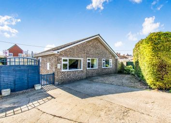 Thumbnail 4 bed detached bungalow for sale in Tarry Hill, Swineshead, Boston