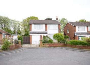 Thumbnail 3 bed detached house for sale in Windover Close, Bolton, Greater Manchester