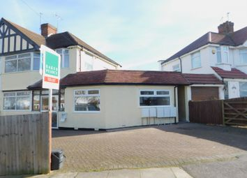 Thumbnail 1 bed flat to rent in Fairview Crescent, Harrow