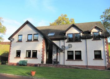 Thumbnail 2 bed flat for sale in 14c Cattermills, Croftamie