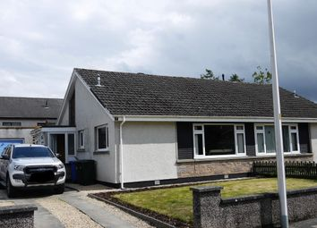 Thumbnail 2 bed semi-detached bungalow for sale in 9 Drumdevan Road, Inverness