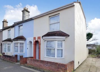 Thumbnail 2 bed end terrace house for sale in Parsonage Road, Southampton