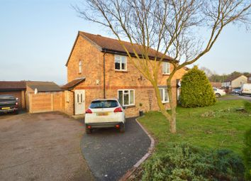 Thumbnail 3 bed semi-detached house for sale in 21 Gorham Drive, Downswood, Maidstone