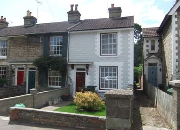 Thumbnail 3 bed terraced house to rent in Upper Fant Road, Maidstone