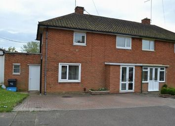 Thumbnail 3 bedroom semi-detached house for sale in Medway Drive, Kings Heath, Northampton
