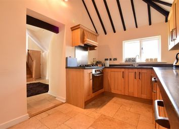Thumbnail 3 bed link-detached house for sale in Stane Street, Maudlin, Chichester, West Sussex