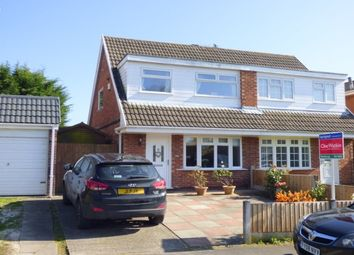 Thumbnail 3 bed property to rent in Dearnford Avenue, Bromborough, Wirral