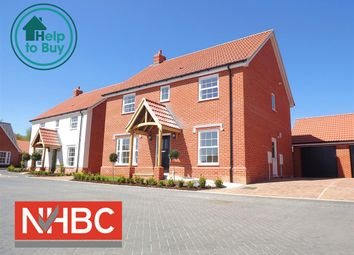 Thumbnail 4 bed property for sale in Plot 14 The Holkham, Springfield Grange, Acle