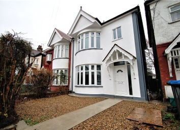 Thumbnail 4 bed semi-detached house for sale in Scarle Road, Wembley