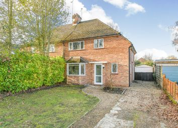 Thumbnail 3 bed semi-detached house to rent in Guildford Road, Fleet