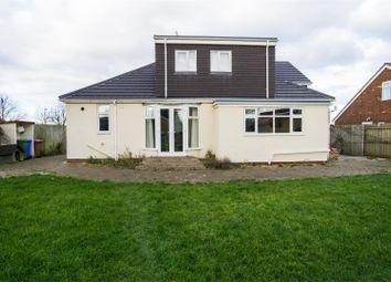 Thumbnail 3 bed detached bungalow for sale in Hull Road, Easington, Hull
