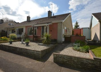 Thumbnail 2 bed semi-detached bungalow for sale in Riverside Walk, Midsomer Norton, Radstock