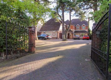 Thumbnail 5 bed detached house for sale in Carrwood Road, Bramhall, Stockport
