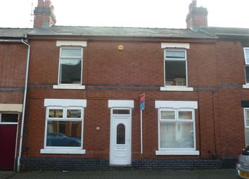 Thumbnail 3 bed terraced house to rent in Woods Lane, Derby