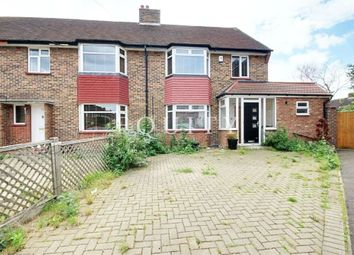 Thumbnail 4 bed end terrace house for sale in Sterling Avenue, Waltham Cross