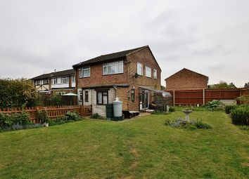 Thumbnail 4 bed end terrace house for sale in Russell Close, Kensworth, Dunstable