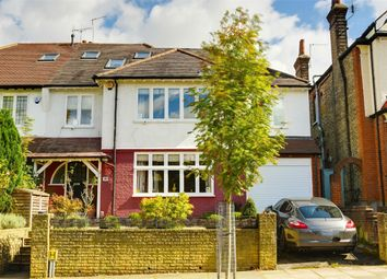 Thumbnail 7 bed semi-detached house for sale in Grove Avenue, Muswell Hill, London
