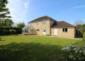 Thumbnail 4 bedroom detached house for sale in Seaton Road, Glaston, Oakham