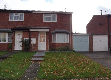 Thumbnail 2 bed semi-detached house to rent in Elliston Grove, Sydenham, Leamington Spa
