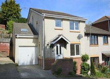 Thumbnail 4 bedroom semi-detached house for sale in Elm Road, Higher Brixham, Brixham