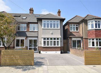Thumbnail 4 bed semi-detached house for sale in Scutari Road, East Dulwich, London
