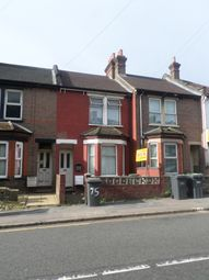 Thumbnail 1 bed terraced house to rent in Dallow Road, Luton